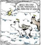 Comic Strip Dave Coverly  Speed Bump 2013-12-10 behavior