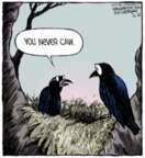Comic Strip Dave Coverly  Speed Bump 2013-12-16 crow