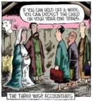 Comic Strip Dave Coverly  Speed Bump 2013-12-19 tax