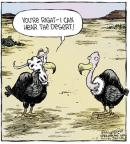 Comic Strip Dave Coverly  Speed Bump 2014-01-11 vulture