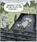 Comic Strip Dave Coverly  Speed Bump 2014-02-04 behavior