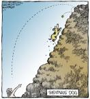 Comic Strip Dave Coverly  Speed Bump 2014-04-03 greek