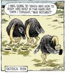 Comic Strip Dave Coverly  Speed Bump 2014-05-02 technology distraction