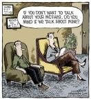 Comic Strip Dave Coverly  Speed Bump 2014-05-21 mental health