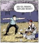 Comic Strip Dave Coverly  Speed Bump 2014-06-04 referee