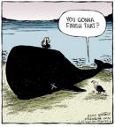 Comic Strip Dave Coverly  Speed Bump 2014-06-21 vulture