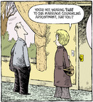 Comic Strip Dave Coverly  Speed Bump 2014-07-22 marriage