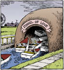 Comic Strip Dave Coverly  Speed Bump 2014-07-29 tunnel