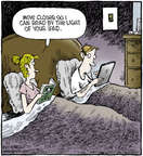 Comic Strip Dave Coverly  Speed Bump 2014-07-31 2011