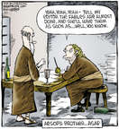 Comic Strip Dave Coverly  Speed Bump 2014-08-02 book publishing