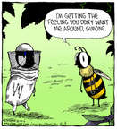 Comic Strip Dave Coverly  Speed Bump 2014-08-04 gear