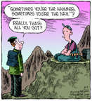 Comic Strip Dave Coverly  Speed Bump 2014-08-09 student