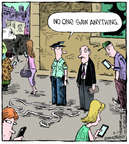 Comic Strip Dave Coverly  Speed Bump 2014-08-11 unaware