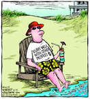 Comic Strip Dave Coverly  Speed Bump 2014-08-25 vacation