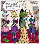 Comic Strip Dave Coverly  Speed Bump 2014-09-10 marriage vow