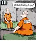 Comic Strip Dave Coverly  Speed Bump 2014-09-24 inmate