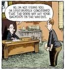Comic Strip Dave Coverly  Speed Bump 2014-10-16 management