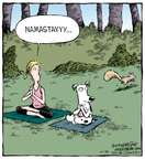 Comic Strip Dave Coverly  Speed Bump 2014-10-20 behavior
