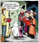 Comic Strip Dave Coverly  Speed Bump 2014-10-31 Christmas