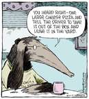 Comic Strip Dave Coverly  Speed Bump 2014-11-11 anteater