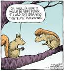 Comic Strip Dave Coverly  Speed Bump 2014-12-05 squirrel