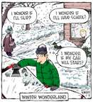 Comic Strip Dave Coverly  Speed Bump 2014-12-08 cold