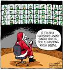 Comic Strip Dave Coverly  Speed Bump 2014-12-13 work