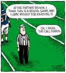 Comic Strip Dave Coverly  Speed Bump 2015-01-05 football