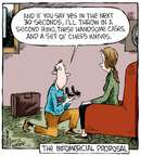 Comic Strip Dave Coverly  Speed Bump 2015-01-21 gift