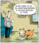 Comic Strip Dave Coverly  Speed Bump 2015-03-16 squirrel