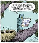 Comic Strip Dave Coverly  Speed Bump 2015-04-06 baby bird