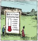 Comic Strip Dave Coverly  Speed Bump 2015-04-27 fundraising