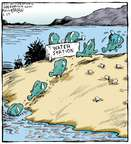 Comic Strip Dave Coverly  Speed Bump 2015-04-29 fish