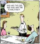 Comic Strip Dave Coverly  Speed Bump 2015-05-01 fish