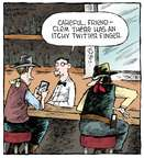 Comic Strip Dave Coverly  Speed Bump 2015-05-14 media