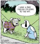 Comic Strip Dave Coverly  Speed Bump 2015-05-21 go bad