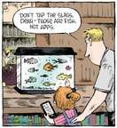 Comic Strip Dave Coverly  Speed Bump 2015-05-23 fish
