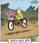 Comic Strip Dave Coverly  Speed Bump 2015-06-01 early bird