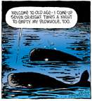 Comic Strip Dave Coverly  Speed Bump 2015-07-10 night