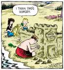 Comic Strip Dave Coverly  Speed Bump 2015-07-24 fast food