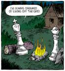 Comic Strip Dave Coverly  Speed Bump 2015-07-29 isolate