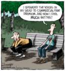 Comic Strip Dave Coverly  Speed Bump 2015-09-05 mental health