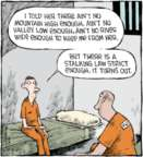 Comic Strip Dave Coverly  Speed Bump 2015-11-02 law