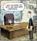 Comic Strip Dave Coverly  Speed Bump 2015-11-09 business
