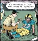 Comic Strip Dave Coverly  Speed Bump 2016-01-22 football