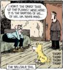 Comic Strip Dave Coverly  Speed Bump 2016-03-26 story