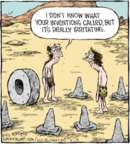 Comic Strip Dave Coverly  Speed Bump 2016-05-19 work