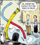Comic Strip Dave Coverly  Speed Bump 2016-06-23 work