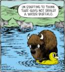 Comic Strip Dave Coverly  Speed Bump 2016-09-07 water