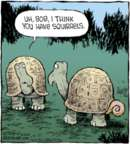 Comic Strip Dave Coverly  Speed Bump 2016-09-27 squirrel